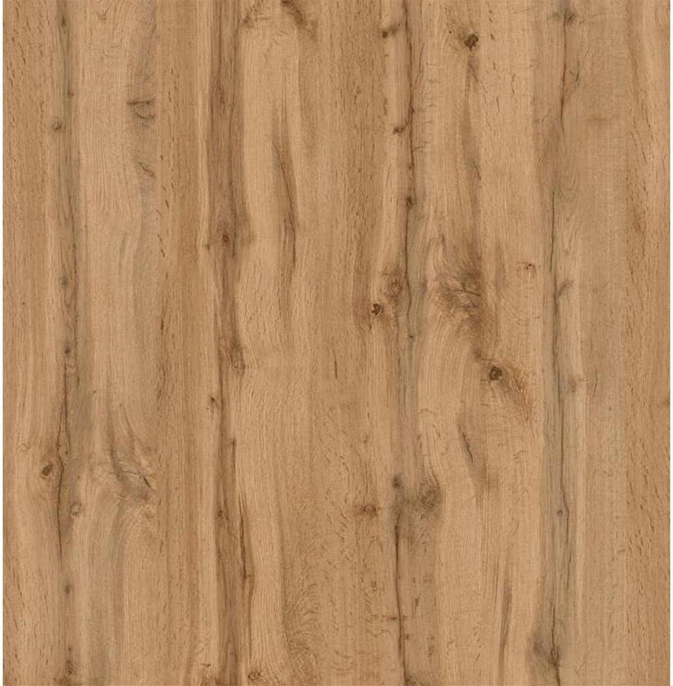 Mobili Fiver Made in Italy Table de Chevet Martino Bois Rustique 45 x 33 x 40 cm