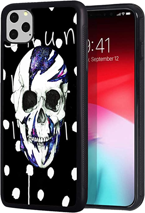 BONE HEAD iPhone 11 case