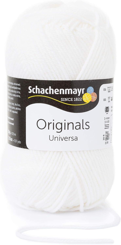 Schachenmayr Fils /À Tricoter /À La Main Universa 50G Anis