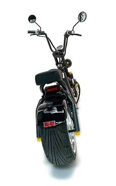 City Twister 2.0 - Patinete eléctrico con Motor de Cubo de ...