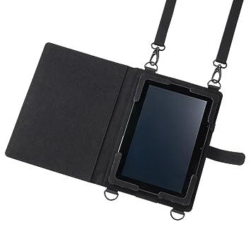 a904f8989e Amazon | サンワサプライ ショルダーベルト付き10.1型タブレットPCケース ...