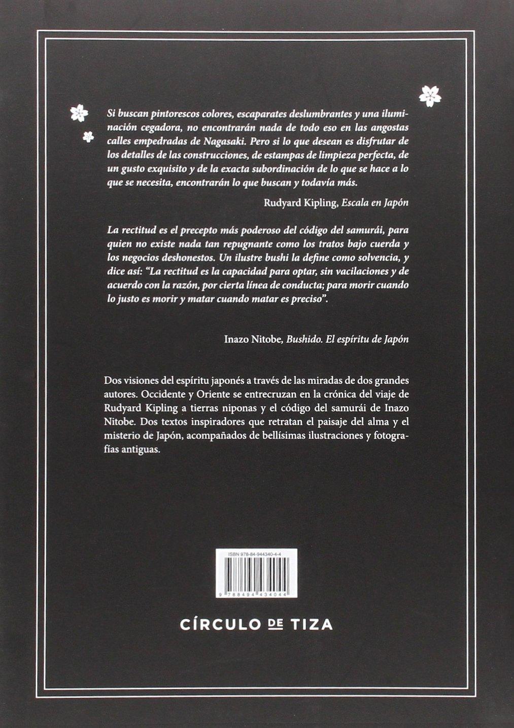 Japón El Paisaje Del Alma Amazon Es Kipling Rudyard Nitobe Inazo Libros