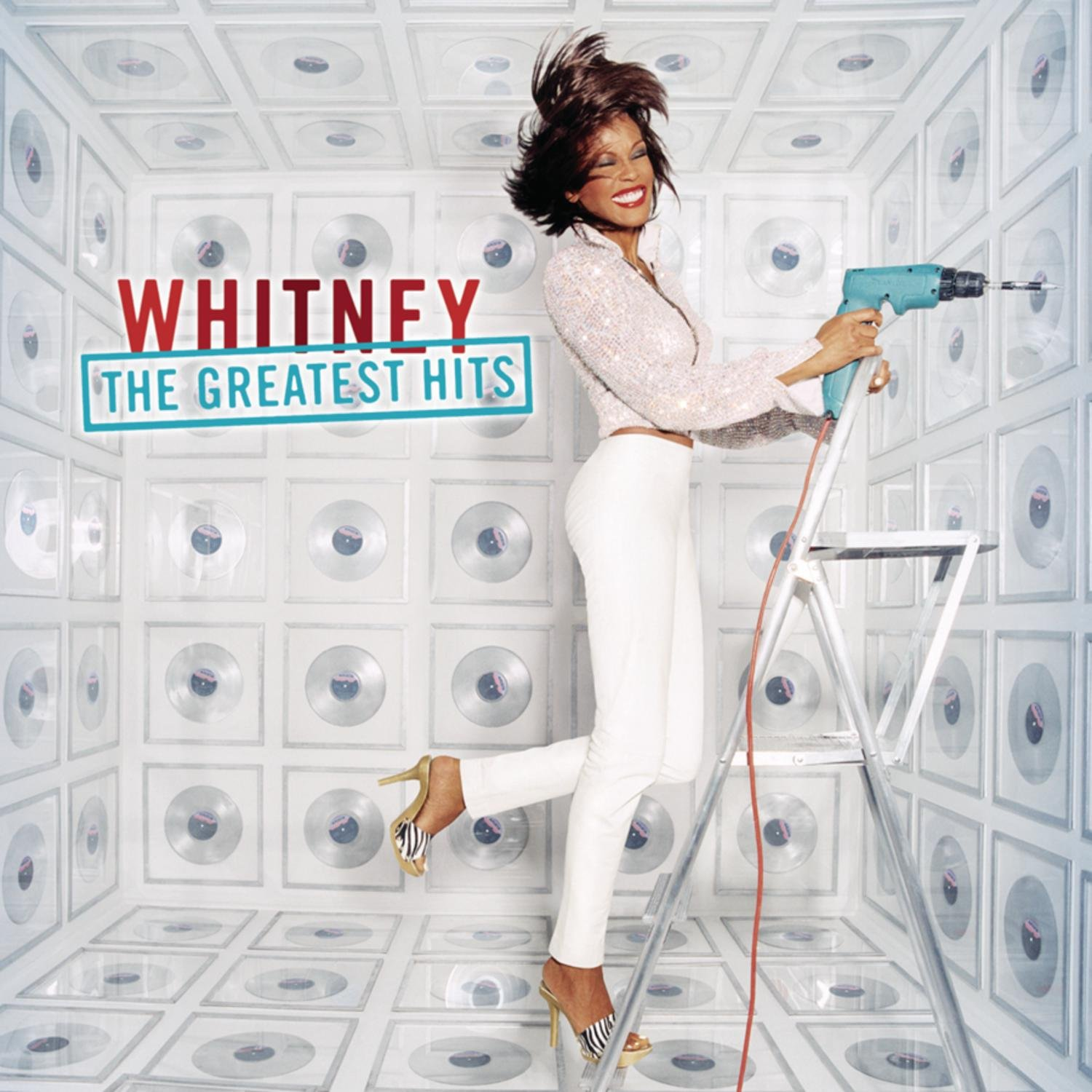 Whitney Houston - The Greatest Hits by HOUSTON,WHITNEY