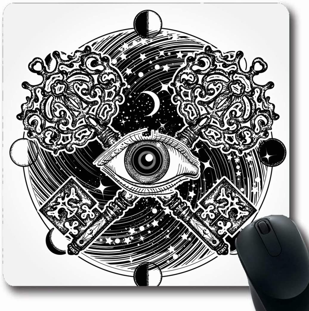 Alfombrillas Medievales Illuminati Ver todo Tatuaje ocular Arte ...
