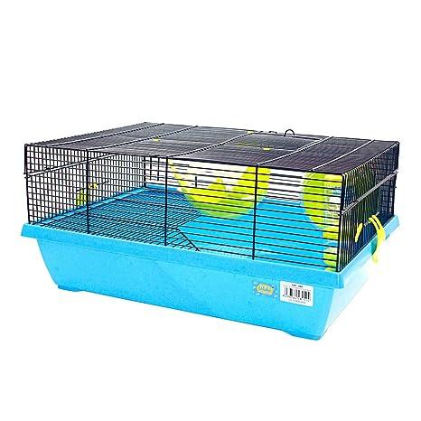 DZLA Jaula para Hamster hámster casa, Extra Grande Jaulas para ...