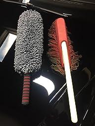 ultimate car duster the best microfiber multipurpose duster pollen removing. Black Bedroom Furniture Sets. Home Design Ideas