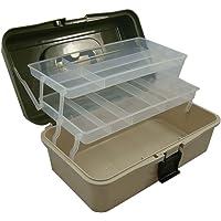 2 Tray Cantilever Fishing Tackle Box, Lunar Box ®