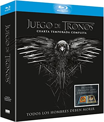 Juego De Tronos - Temporada 4 [Blu-ray]: Amazon.es: Peter Dinklage ...