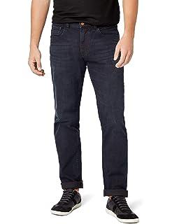 Camel Active Herren Jeans 5 Pocket Houston Forever Black