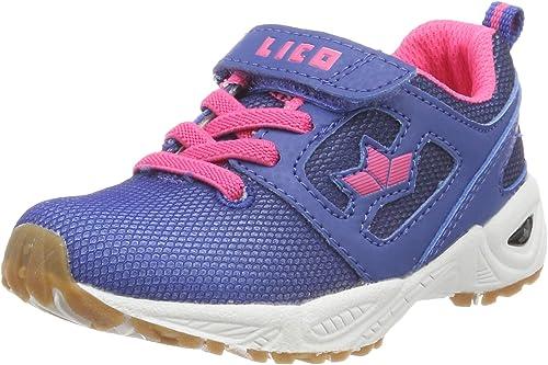 Lico M/ädchen Silverstar V Multisport Indoor Schuhe