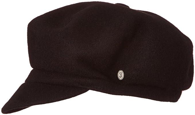 Jaxon Wool Spitfire Cap (Black c5031d968ed