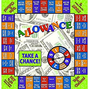 REMEDIA PUBLICATIONS ALLOWANCE GAME (Set of 3)