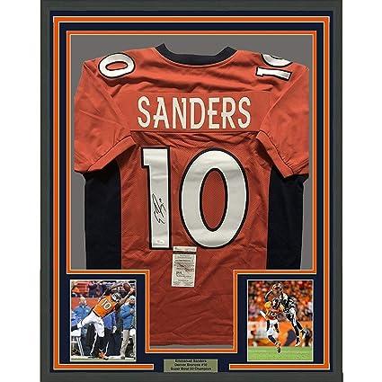 best sneakers d5eb2 4a83b Framed Autographed/Signed Emmanuel Sanders 33x42 Denver ...
