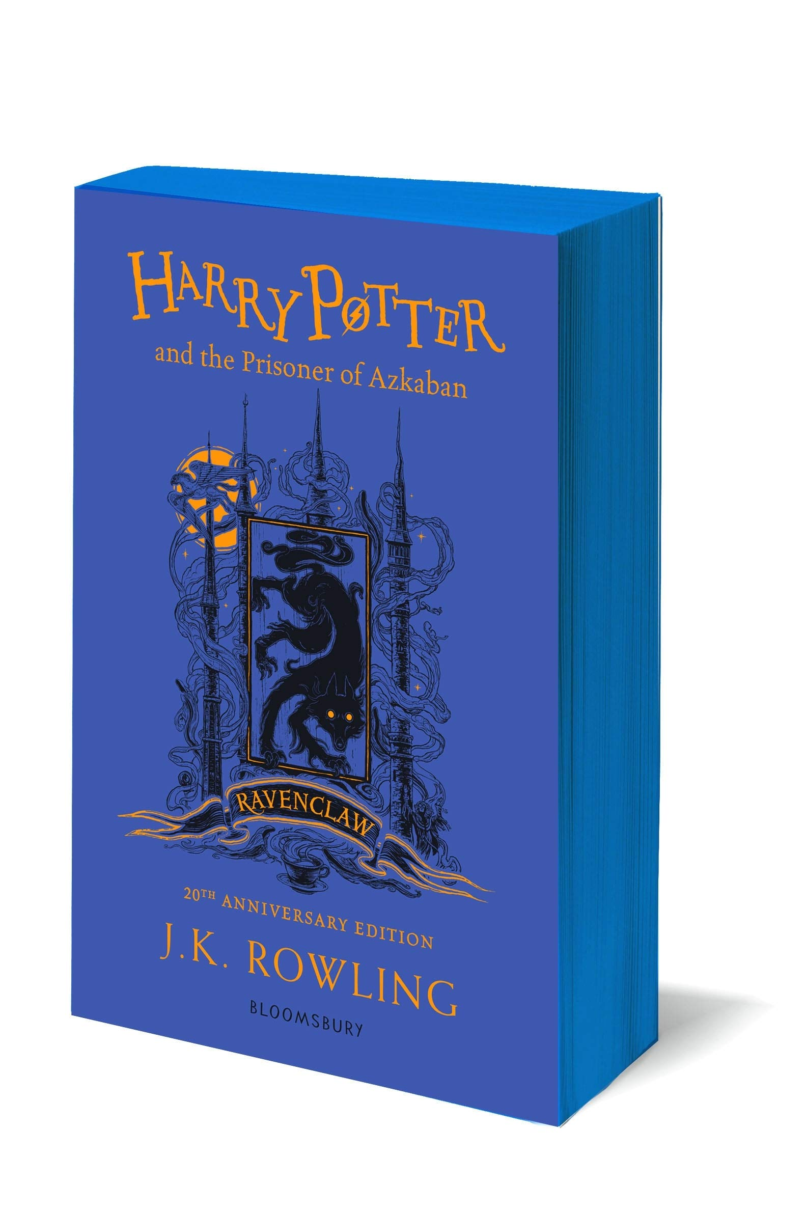Harry Potter And The Prisoner Of Azkaban - Edición Ravenclaw ...