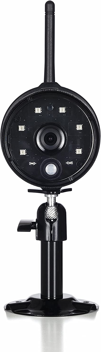 Kodak Sicherheits Kamera Ef101b Outdoor Full Hd 1080p Nachtsicht Und Mikrofon Kompatibel Mit Dem Kodak Sa101 Alarm System Baumarkt