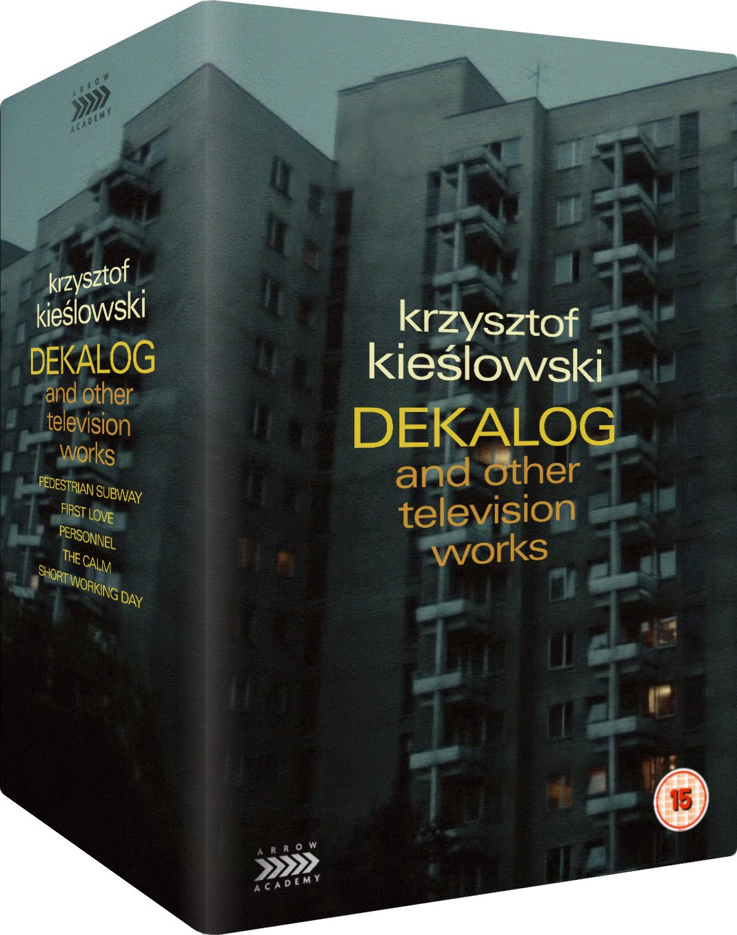 Dekalog and Other TV Works [Blu-ray] [Import anglais] by