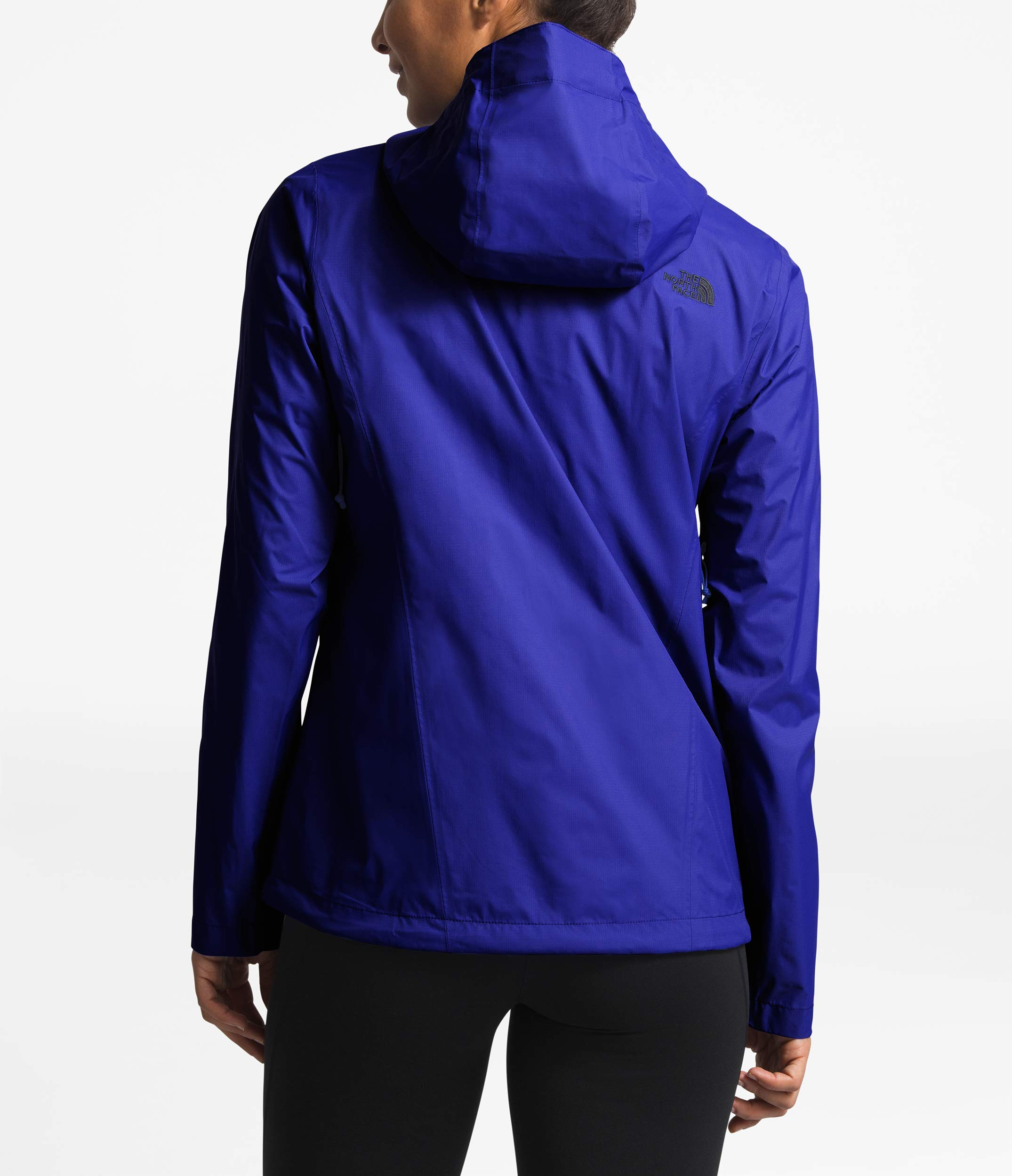 The North Face Women's Venture 2 Jacket, Aztec Blue, Size L by The North Face (Image #3)
