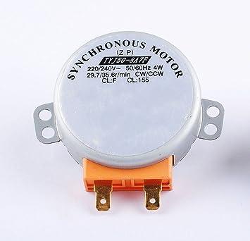 Podoy TYJ50 – 8 A7 F Universal para plato giratorio del microondas ...
