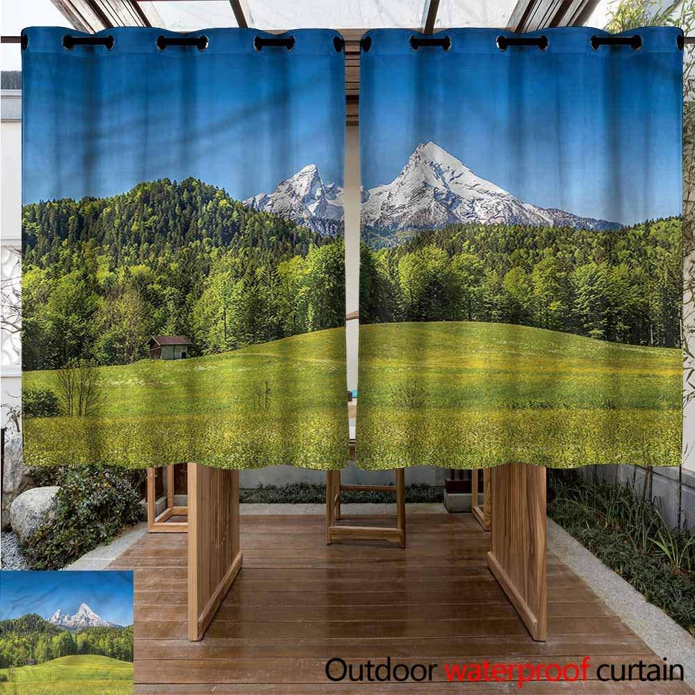 Sunnyhome - Cortinas de Exterior con Ojales, diseño de Pastor ...