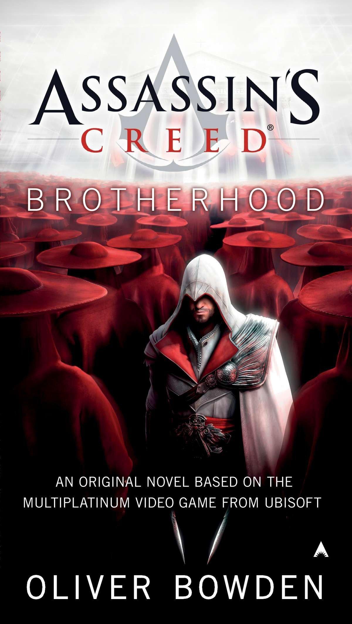 assassins creed books