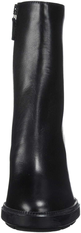 Aquatalia Women's Isla Calf Ankle Boot B06XP3W8LD 5.5 M M US|Black