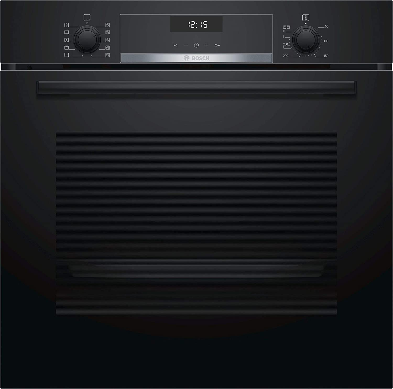 Bosch Serie 6 HBA5370B0 - Horno (Medio, Horno eléctrico, 71 L, 71 ...