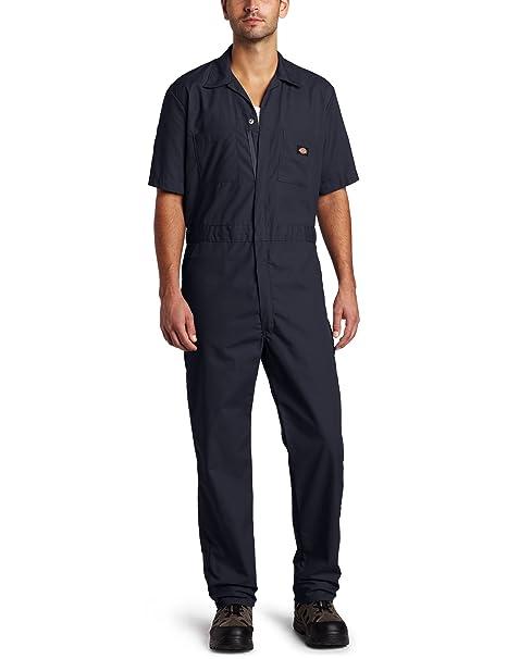 Amazon.com: Dickies, camisa overol, mangas cortas, para ...