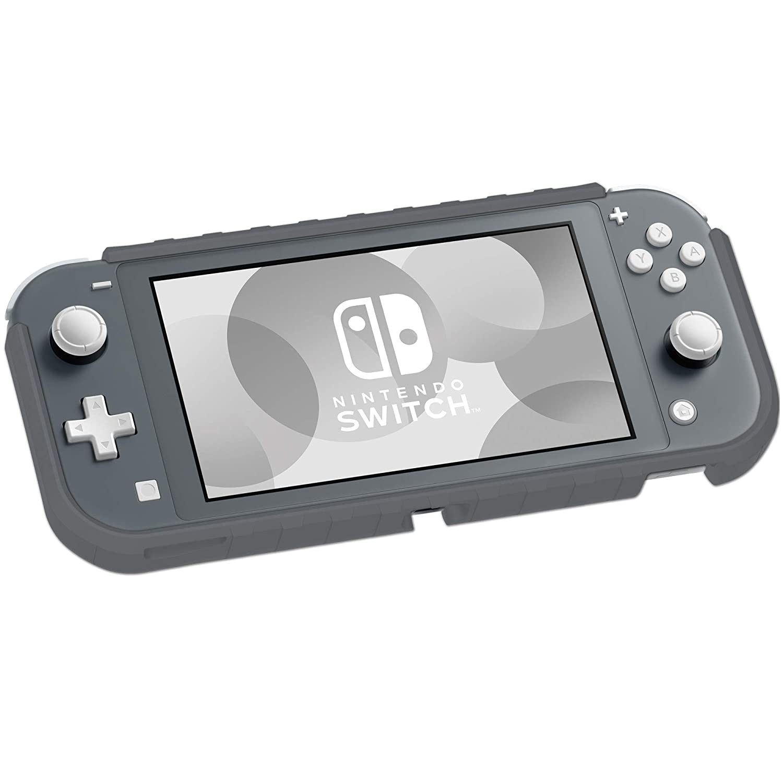 Amazon.com: Nintendo Switch Lite Hybrid System Armor (Gray ...
