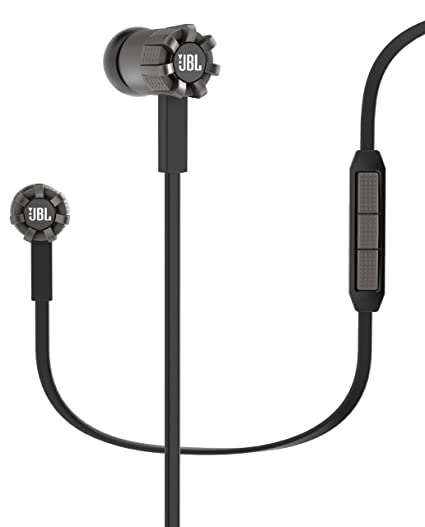 df65958aa2c Amazon.com: JBL Synchros S200 Premium In-Ear Stereo Headphones with Apple  3-Button Remote, Black: Electronics