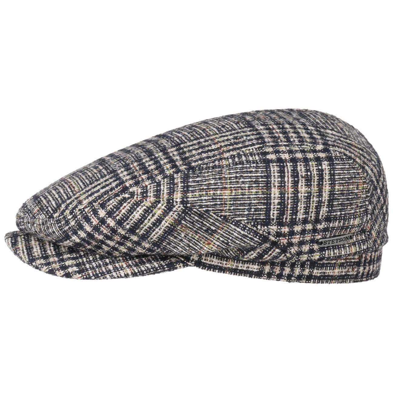 Made in The EU Stetson Belfast Classic Flat Cap Men
