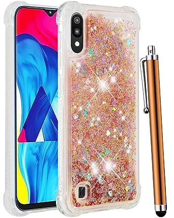 Amazon.com: CAIYUNL Funda para Galaxy A10, Galaxy M10 Case ...