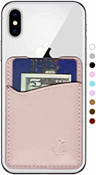 Wallaroo- Premium Leather Android Smartphones Credit Card Holder