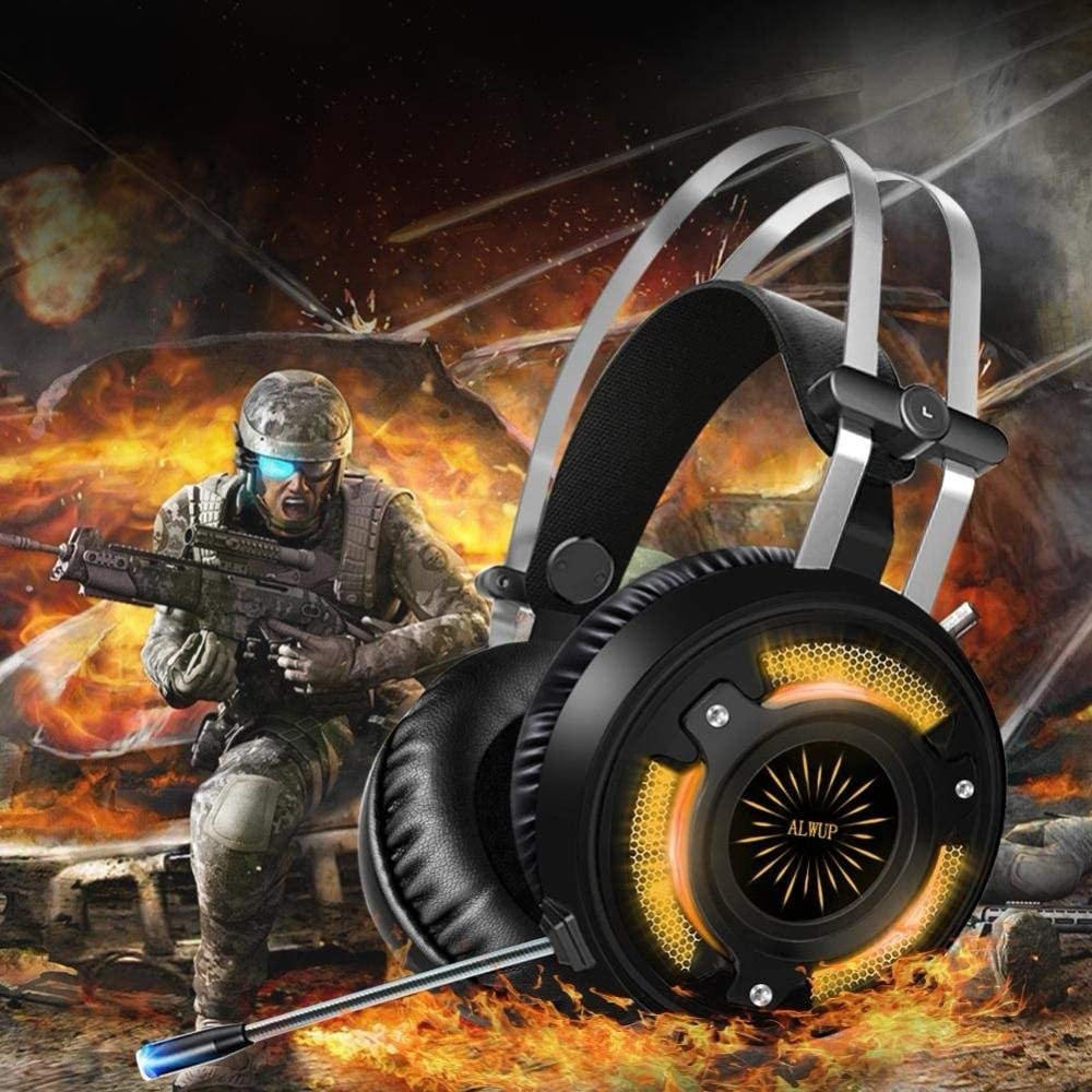FNS MERCHANDISE Headset with mic PC Games
