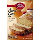 Betty Crocker Golden Pound Cake Mix, 16 Ounce -- 12 per case.