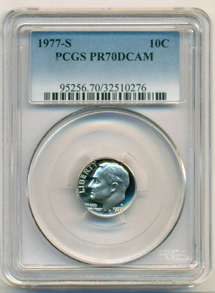 2019 S Limited Edition Silver Proof Rosevelt Dime PCGS PR70 DCAM First Day Issue
