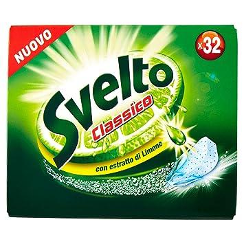 Svelto - Pastillas para lavavajillas 228 lavados - 2702 g: Amazon ...