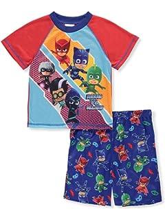 PJMASKS PJ Masks Boys Shorts Pajamas (Toddler/Little Kid/Big Kid)