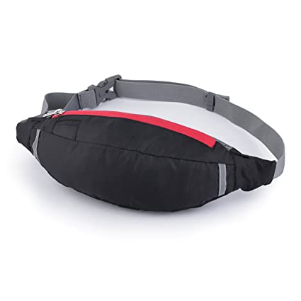 6078654b650d OUTAD Waterproof Waist Pack Fanny Pack