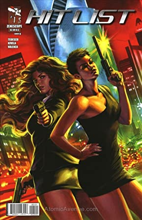 Amazon com: Hit List #1B VF/NM