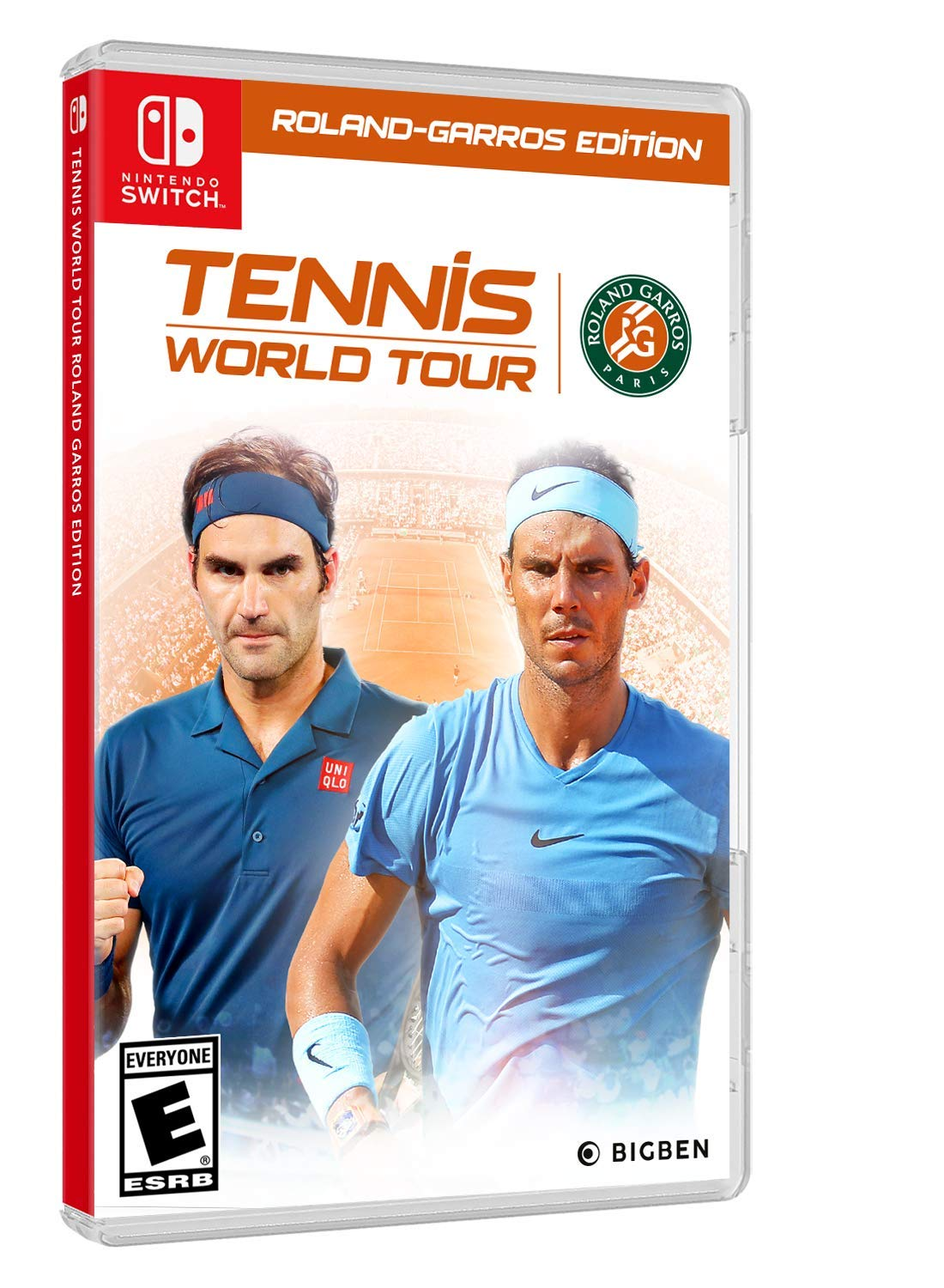 Tennis World Tour Roland-Garros Edition (NSW) - Nintendo Switch