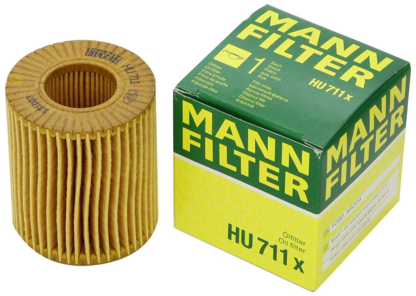 Mann Filter HU711X Filtre /à huile