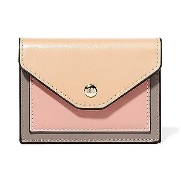Amazon.com: Funda para tarjeta de mujer, minitarjeta de ...
