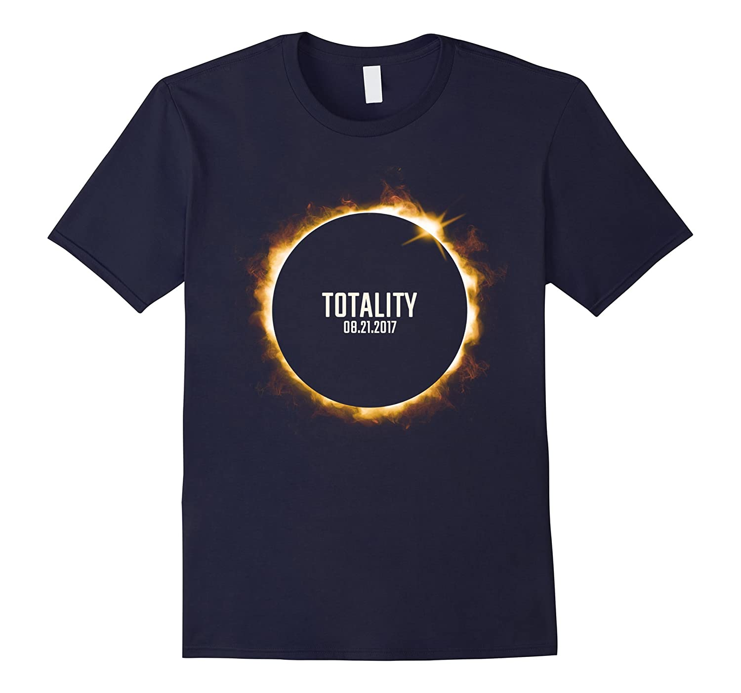 Solar Eclipse Shirt - August 21 2017 Totality Tee-BN