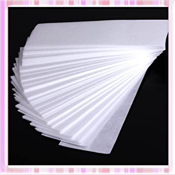Beauty & Health 100pcs Hair Removal Wax Strips Durable For Facial And Body Hair Removal Depilatory Paper Large Professional Non-woven Fabrics Sale Price