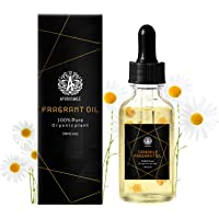 Chamomile Fragrance Oil for Massage, 1oz Chamomile Perfume Oil for Skin, 30ml Chamomile Scented Oil for Body