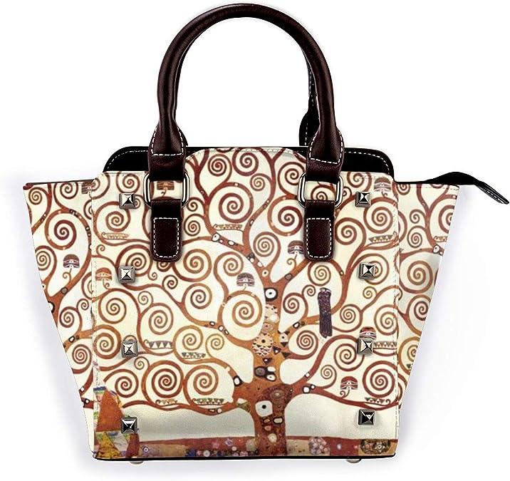 Klimt Tote Bag - Gustav Klimt Shoulder Bag - Fine Arts