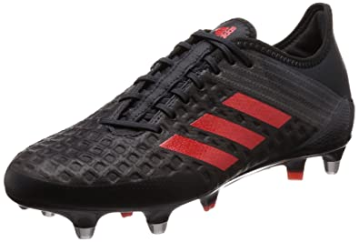 best website 14fac c022f adidas Mens Predator Malice Control Sg Rugby Shoes, Brown  (LbrownHirereTalc