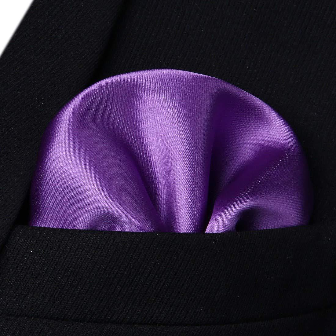 HISDERN Classic 6 Clips Suspenders and Bow Tie Set Y Shape Adjustable Braces SC614US3