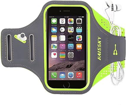 HAISSKY Universal Brazalete para Smartphone de hasta para iPhone 8 ...