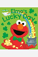 Elmo's Lucky Day (Sesame Street) (Sesame Street Board Books) Kindle Edition